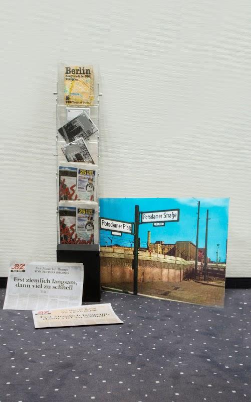 Omnicultura e.V. 25 Jahre Mauerfall Ausstellung