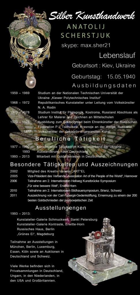 Anatolij Scherstjuk – Mit freundlicher Unterstützung omnicultura e.V.